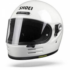 Shoei Glamster Casque IntŽgral Off Blanc L