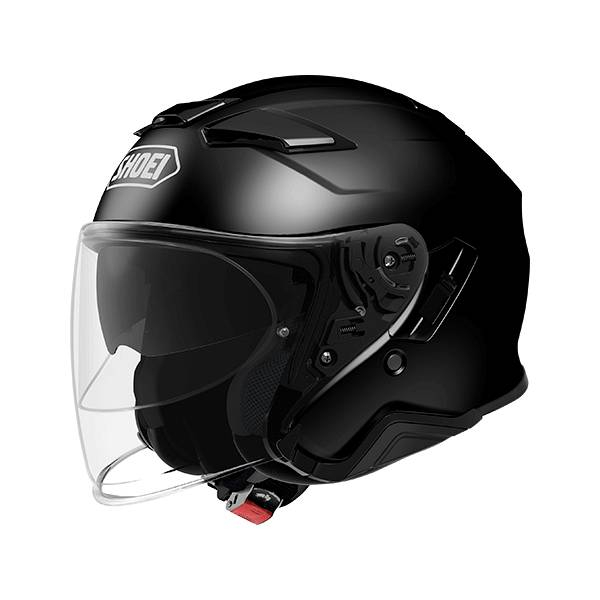 Shoei J-Cruise II Casque Jet Noir XL
