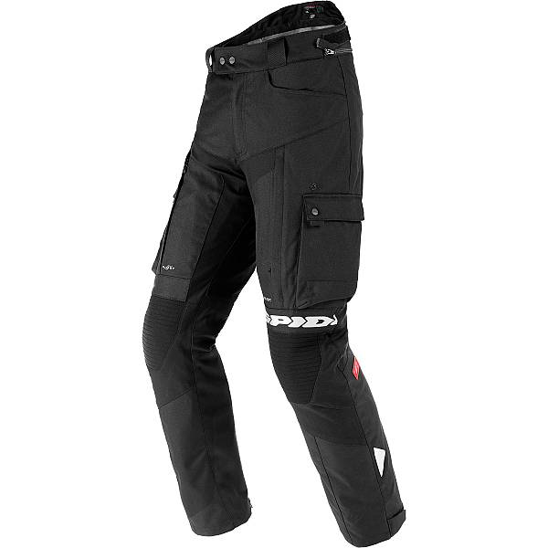Spidi Allroad H2Out Pantalon De Moto Noir M