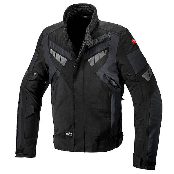 Spidi Freerider Black Slate Motorcycle Jacket L