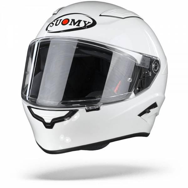 Suomy Speedstar Plain Casque IntŽgral Blanc M